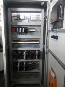 多轴机械手伺服控制系统
