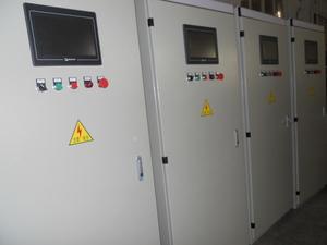 化工行业浇注机控制系统
